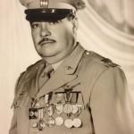 Cap. Luis González Sánchez.  + 5 Octubre 1987.