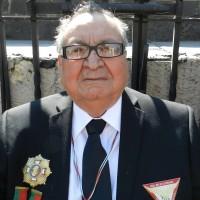 Sgto. 1/o.  Oper. Ret. Humberto Gamboa Montoya.