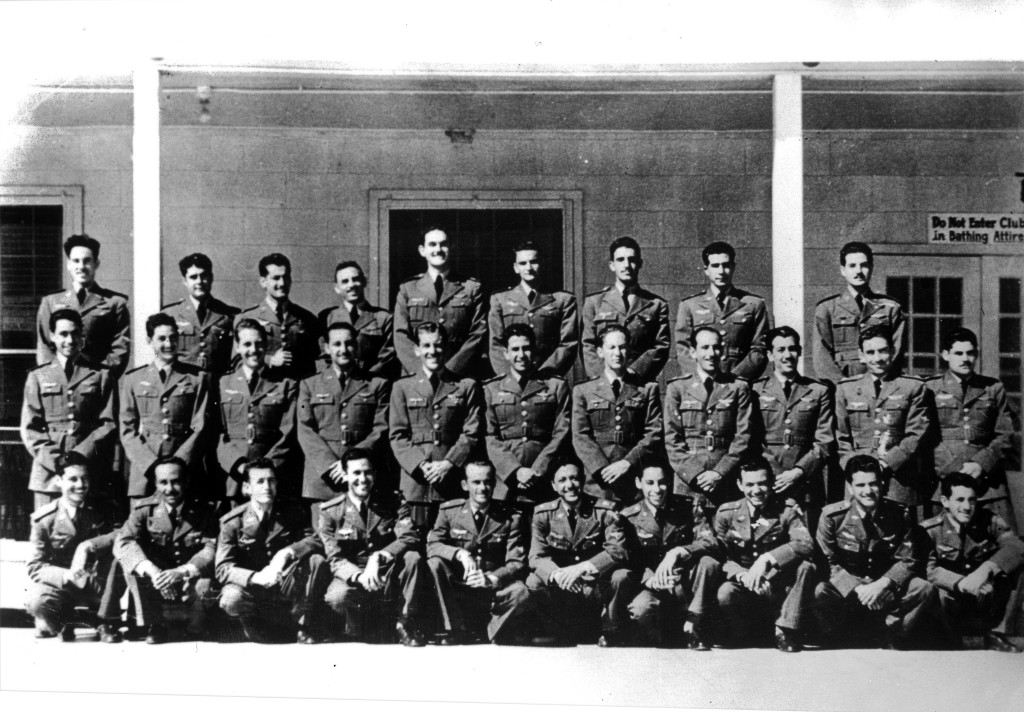 Fotografía Pilotos 1945