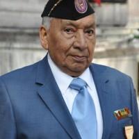 Sgto. 1/o. Arm. Ret. Fortino González Gudiño.