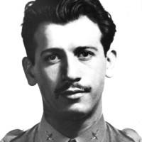 Tte. P.A. Héctor Espinoza Galván. + 16 Julio 1945.