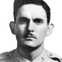 Tte. P.A. José Espinoza Fuentes.  + 5 Junio 1945.