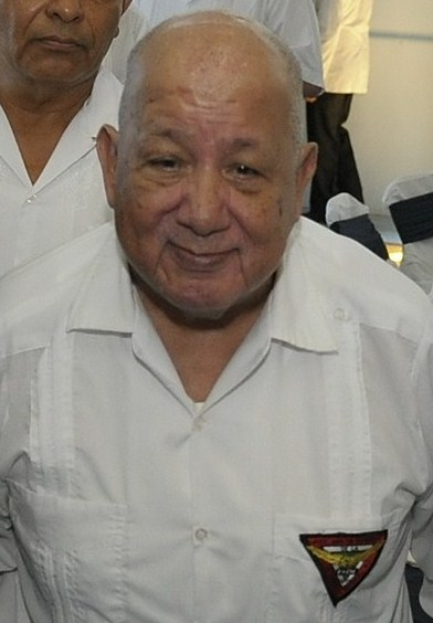 Sgto. 1/o. Trans. Ret. Francisco Elías Díaz Aguayo.