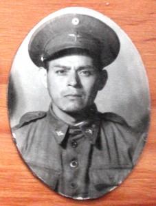 Sgto. 1o. Arm. David Lozano Hernández