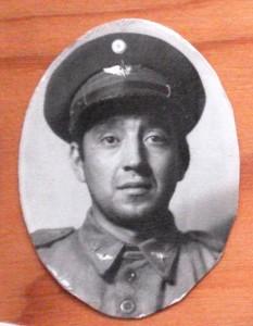 Sgto. 1o. Arm. Enrique Arenas Noreña