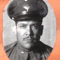 Sgto. 1o. Arm. José Uriza López. + 1976.