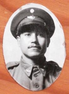 Sgto. 1o. Arm. Ruben Ledezma Yañez