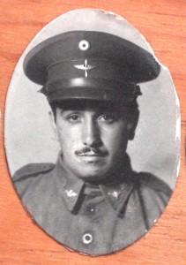 Sgto. 2o. Arm. Alfredo Mendoza Mendoza