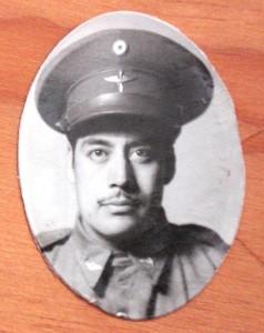 Sgto. 2o.  Arm. Antonio Escalante Flores.  + 1997.