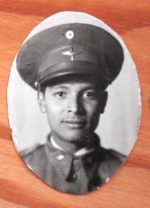Sgto. 2o. Arm. Ignacio Fragoso Cedillo