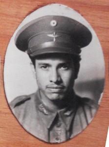 Sgto. 2o. Arm. Jesús Rivera Arce