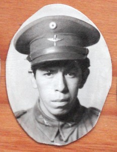 Sgto. 2o. Arm. José Muñoz Alvear