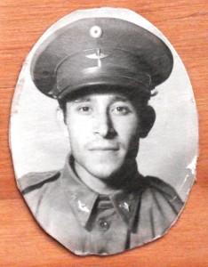 Sgto. 2o. Arm. Jorge Estrada Ochoa