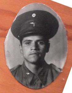 Sgto. 2o. Arm.  Manuel Munguía Moreno