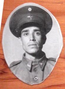 Sgto. 2o. Arm. Mario Salcedo Cruces