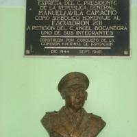 Un pequeño reconocimiento a nuestro Veterano Ángel Bocanegra Del Castillo.