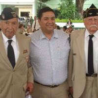 Convivencia con el Presidente Municipal C. Francisco Navarrete Conde.