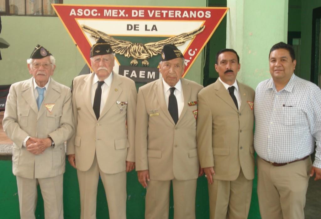 Despedida de nuestros Veteranos .