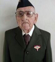 Sgto. 2/o. Arm. Ret. Luis Jiménez Sánchez