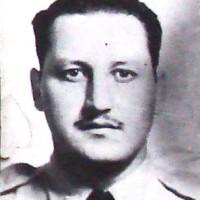Subtte. P.A. Crisóforo Salido Grijalva.  + 23 Enero 1945.