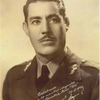 Gral Div. P.A. Antonio Cárdenas Rodríguez. + 4 Julio 1969.
