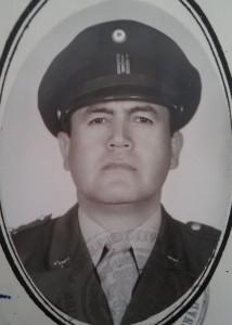 Cap. 2o. Inf. Ret. Enrique Barragán Aguilar. + 1 Mayo 1987.