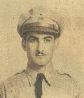 Cap. 2o. P.A. Radamés  Gaxiola Andrade. + 14 Septiembre 1966.