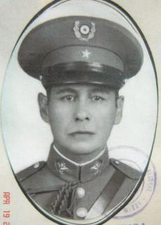 Tte. Cor. DEM Enrique Sandoval Castarrica. + 5 Septiembre 1976.