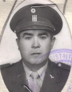 Cap. 1o. Mec. Carlos Beltrán Gutiérrez. + 27 Diciembre 1979.
