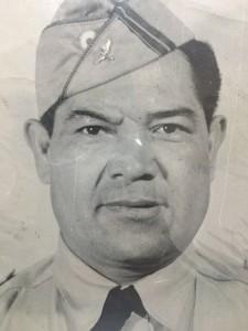Sgto. 1/o. Salvador Vázquez Morales. + 17 Febrero 1970.
