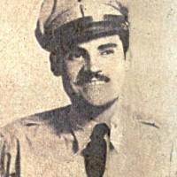 Subtte. P.A. Raúl García Mercado. + 8 Octubre 1951.