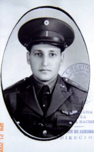 Tte. P.A. Javier Martínez Valle.