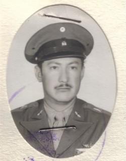 Cap. Roberto Urías Abelleyra.  + 21 Septiembre 1969.