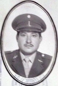 Subtte. Mec. Aer. Ret. Herminio Sánchez Luis. + 3 Octubre 1991.